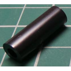 Plastic Standoff / Spacer, F-F, 3.6mm bore, 20mm board height