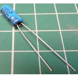 Capacitor, 330nF, 50V, Electrolytic