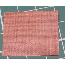 Insulating card, 3cm x 2.3cm