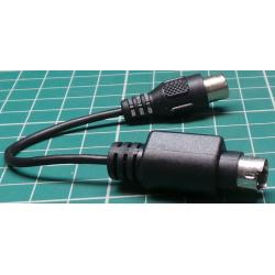 S Video to RCA adaptor