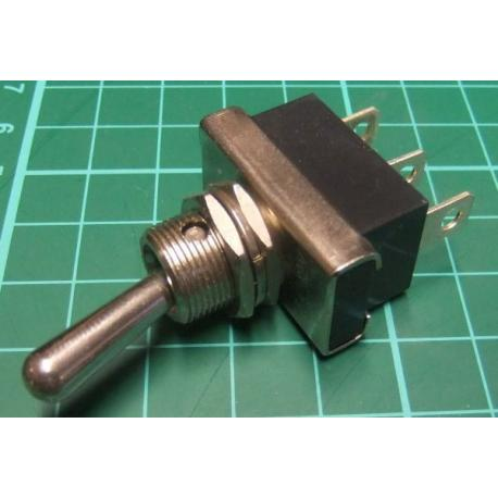 Switch SPDT Toggle, 12V, 20A