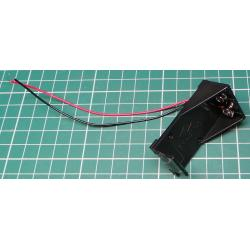 Battery Holder, 9V, PP3 / MN1604