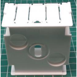 Backbox for Danish Mains Socket