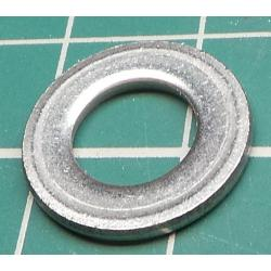 Washer, M8, 15mm Diameter, Stainless Steel