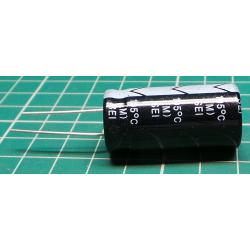 4700 / 35V NA elektrolyt.kond.radiál.18x36x7,5