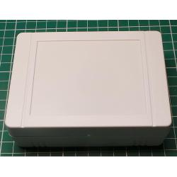 Project Box, Plastic, 120mm, 90mm, 38mm