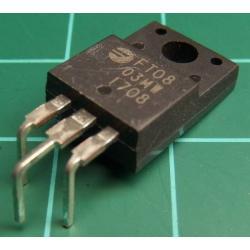 FT08, Tirac, 8 Amp, 600V