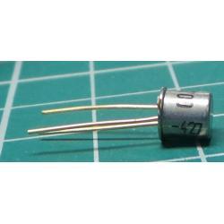 2N3700, NPN Transistor, 140V, 1A, 0.5W