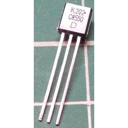 KTC8550, PNP Transistor, 35V, 0.8A, 0.4W