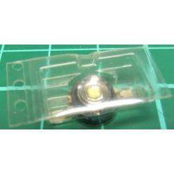 LED, Luxeon III, 1W, White, SMT
