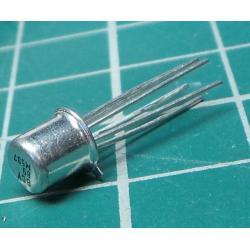BCY89, NPN Transistor Pair, 45V, 0.03A, 0.15W