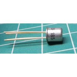BF185, NPN Transistor, 30V, 0.03A, 0.145W