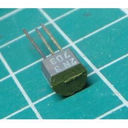 2N3703, PNP Transistor, 50V, 0.2A, 0.36W