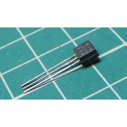 2N3820, P Channel JFET, 20V, 0.015A, 0.35W