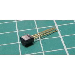 MPS6562, PNP Transistor, 25V, 0.6A, 0.5W