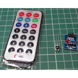 HX1838 Infrared Remote Control module