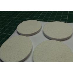 Self Adhesive Foot, Dia 38mm, Height 4mm