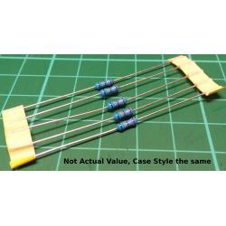 Resistor, 6K8, 1%, 0.6W, blue