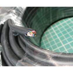 Shielded cable šestnáctižilový - 16x, common shielding MJ1m