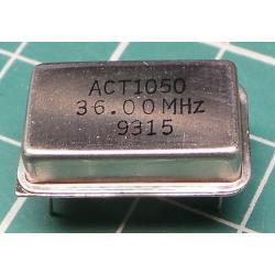 Crystal 36Mhz