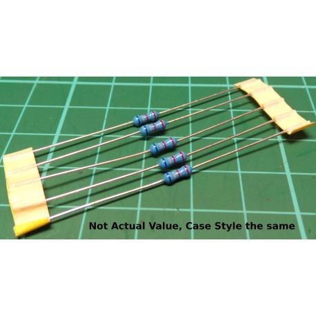 Resistor, 3M, 1%, 0.6W