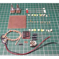 Budget Function Generator Kit, 20Hz-20kHz