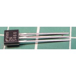 2N5460, P Channel JFET, 40V, 0.005A, 0.35W
