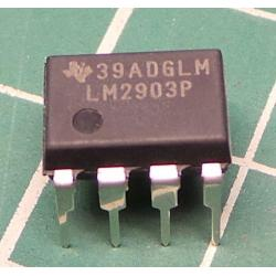 Operational amplifier, 2÷36VDC, Channels: 2, DIP8