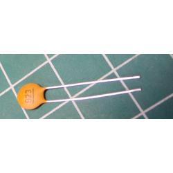 82n / 50V IN, ceramic capacitor