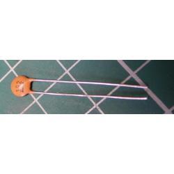3n9 / 50V IN, ceramic capacitor