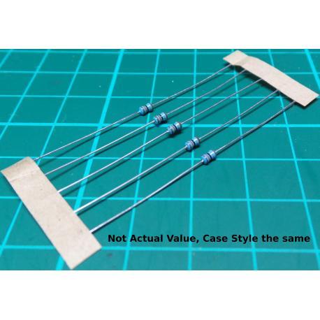 Resistor, 100R, 1%, 0.4W
