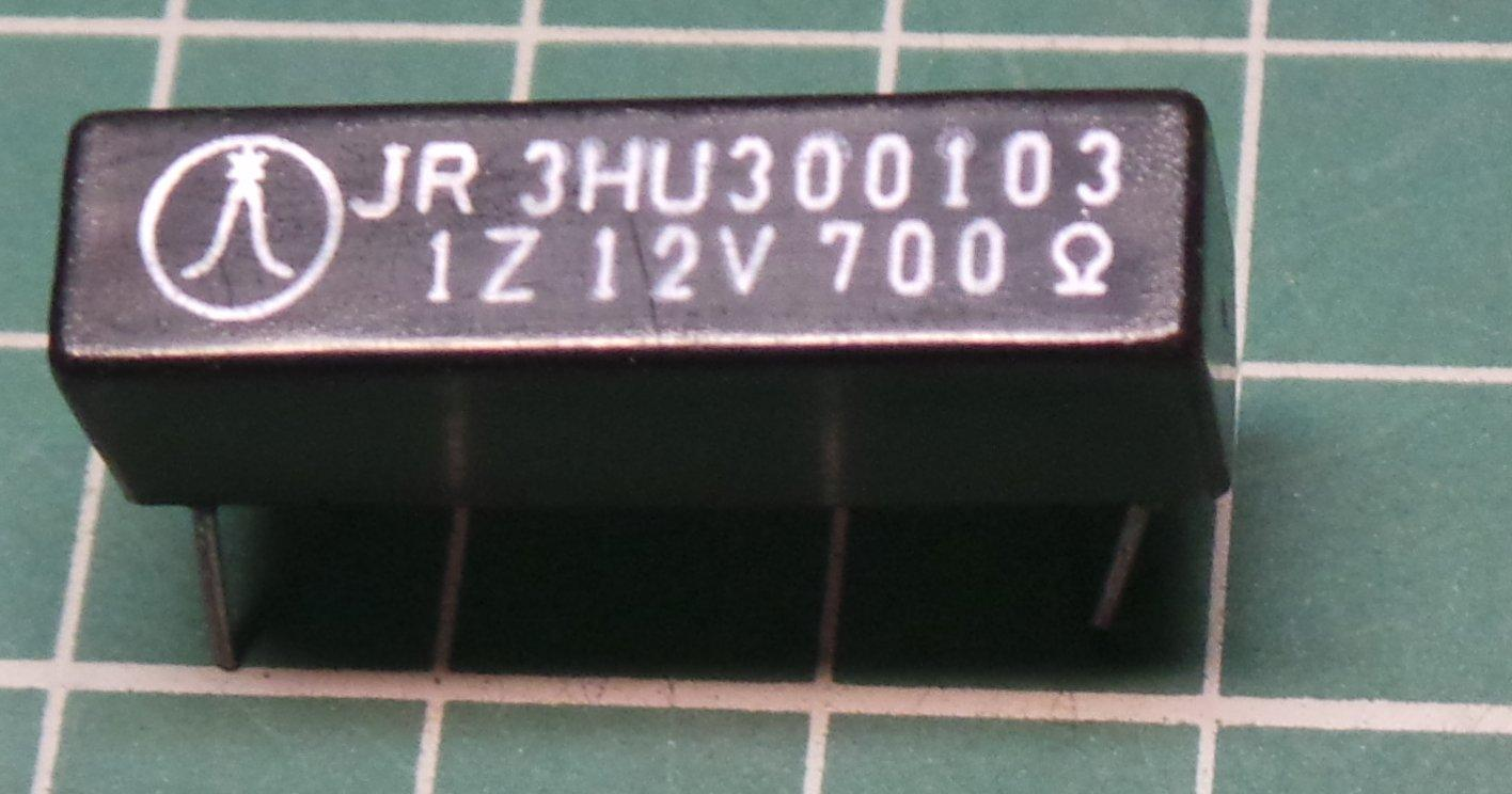 Reed Relay 12v Tesla 3uh300103 Dsmcz 5v Spdt