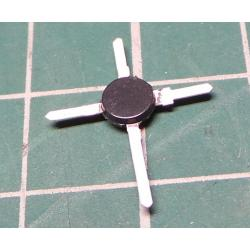 KF982, N Channel MOSFET, 20V, 0.04A, 0.3W, 200MHz, TO50, (BF982)