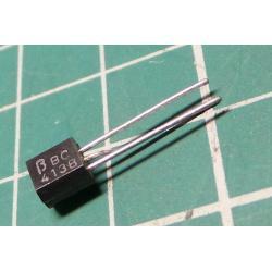 BC413B N UNI 45V / 0.1A 0.3W (ß240-500)