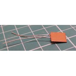 Capacitor, Ceramic, 120pF, 250V