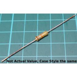 Resistor, 4R7, 5%, 0.5W, Old Stock