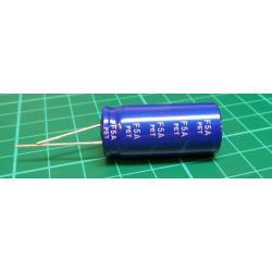 Capacitor: electrolytic, THT, 2200uF, 50V, Ø16x35mm, ± 20%