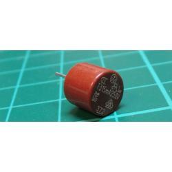 Fuse: melt, delayed, 315 mA, 250VAC, TR5, Package: bulk