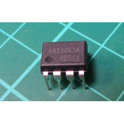 DC-DC, step up / down, UVST: 3 ÷ 40V, 1A, DIP8