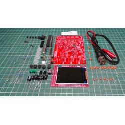 "Oscilloscope Kit, DSO138, 2.4"" Screen, with Test Lead"