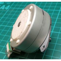USED - Stepper Motor, 12V, NMB-MAT, PM45L-048-SRB3