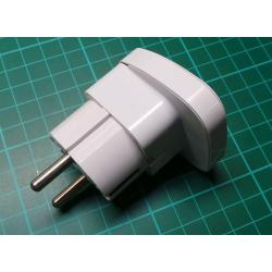 Travel Adaptor, EURO Plug, Universal Socket