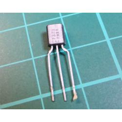 BF370 NPN 40V, 0.1A, 0.5W, 500MHz TO92