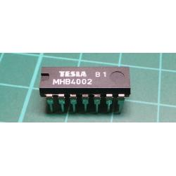 * New Photo 4002, 2x 4 input NOR Gate