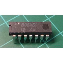 B064D /TL064/ 2xOZ J-FET, DIP14