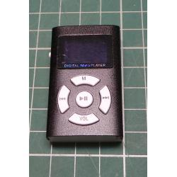 Mini MP3 Player - Takes Micro SD Card