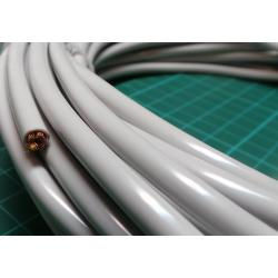 DIN5-DIN5 2 meters TESLA - only the cable coil 14 m