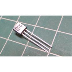 BS170 N Channel Mosfet, 60V, 0.5A, 0.83W, TO92