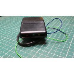 LED Indicator of Car battery Voltage, 12V