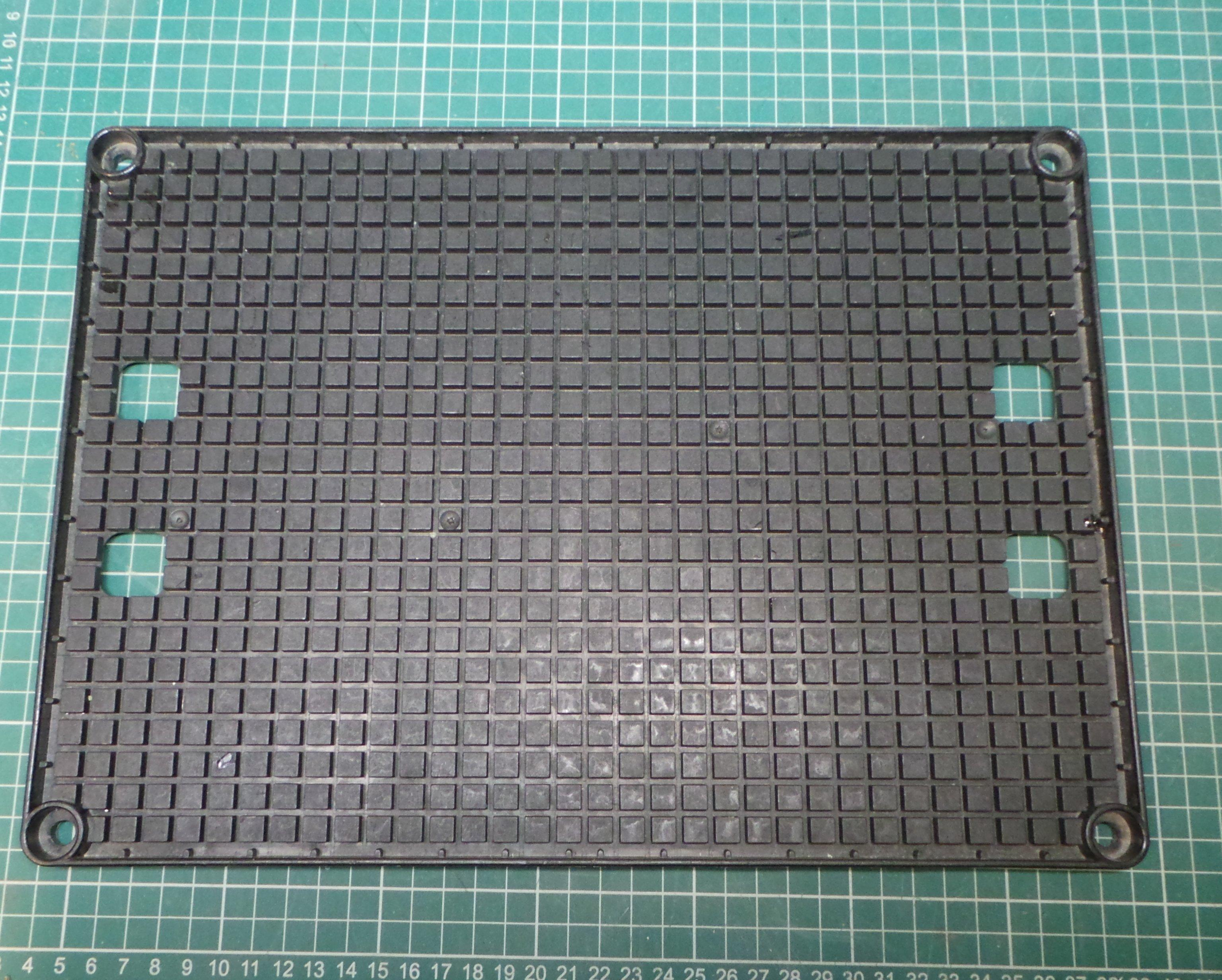 USED GOODS - ESD, PCB Board Holder, Conductive Plastic, 19 x 13 ...